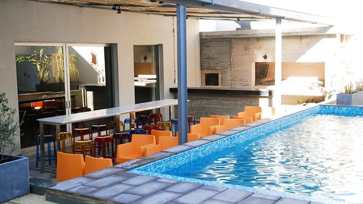 Piscina Regency Way Montevideo Hotel - Montevideo