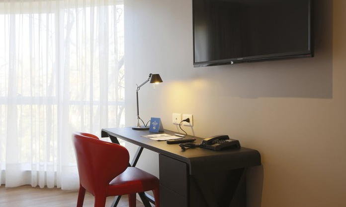 HABITACIÓN SUITE Regency Way Montevideo Hotel Montevideo